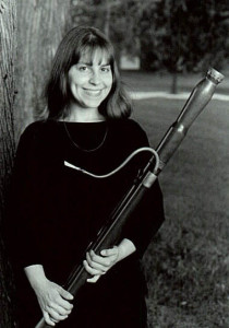 Dr. Jennifer Auerbach, bassoon