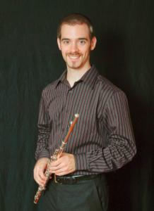 Bryan Kennard, flauto traverso