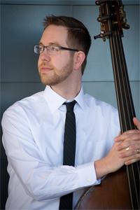 Dr. David Ballam, baroque contrabass