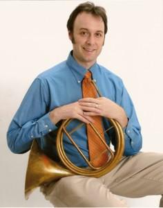 Drew Stephen, natural horn