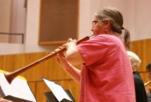 Susan Richter, woodwind specialist